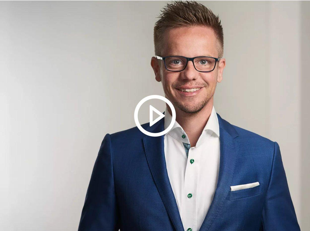 Stefan Kemmler ist Honorarberater in Köln - Video starten