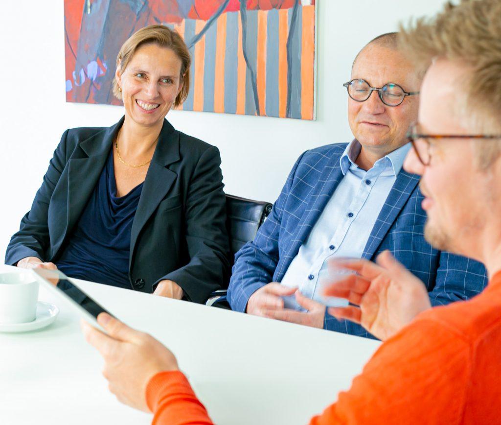 Finanzberatung wie arbeiten wir Gespräch