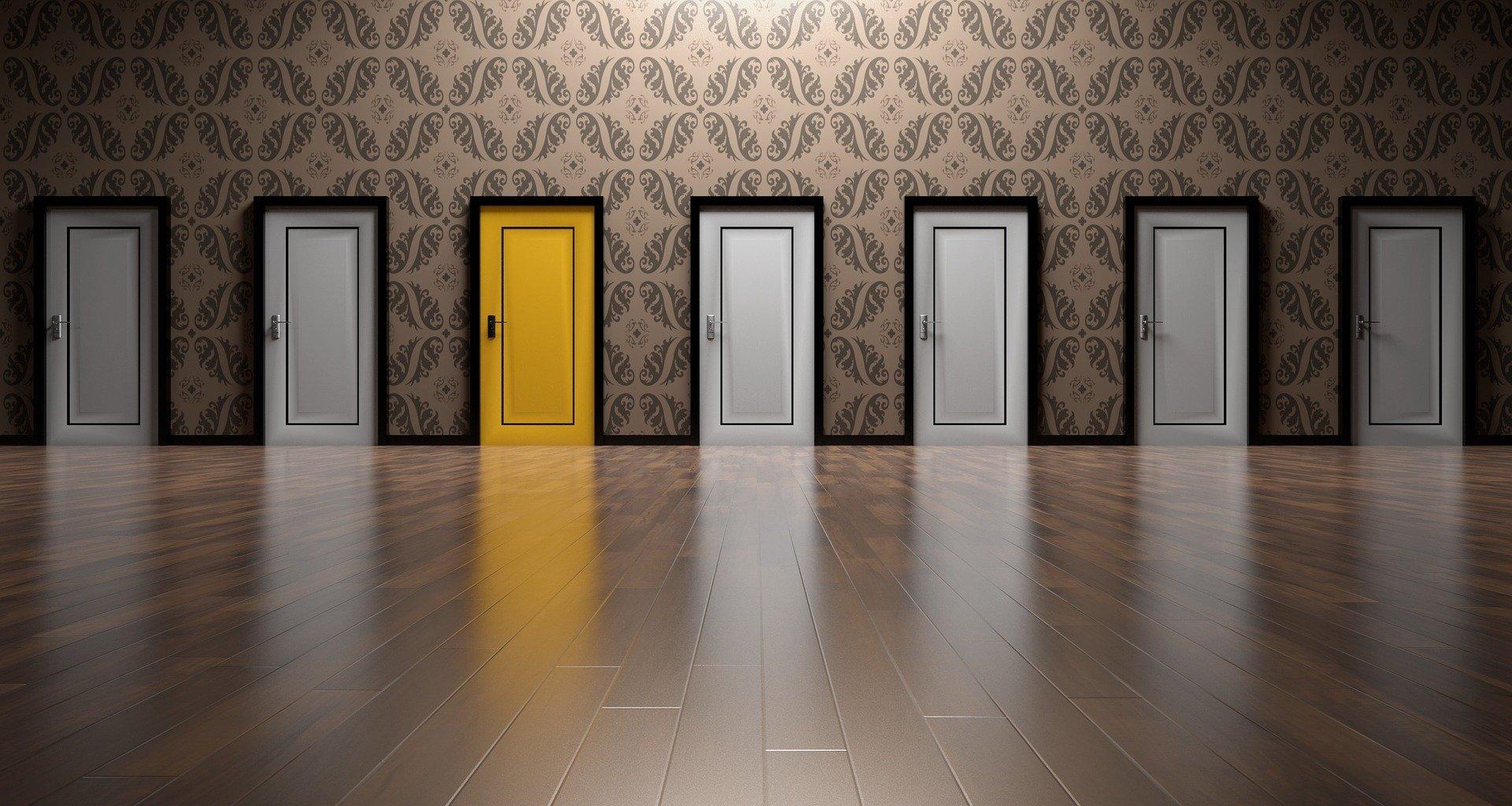 Honorarberater Auswahl Türen